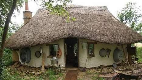 Un agriculteur anglais s'est construit une «maison verte» pour 180 euros (Rectifié) | Les moutons enragés | Tout le web | Scoop.it