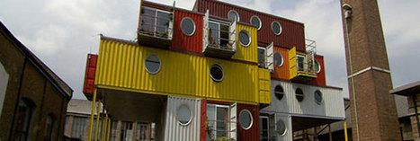 Originales et pas chères, que valent les maisons containers ? | actualités en seine-saint-denis | Scoop.it