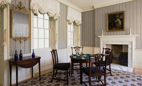 Parlour, 1790 - Geffrye UK   Primary history- British Colonisation   Scoop.it