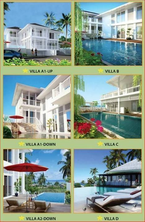 Khu biệt thự nghỉ dưỡng cao cấp ven biển (The Sun Villas) | Sun Group | Scoop.it