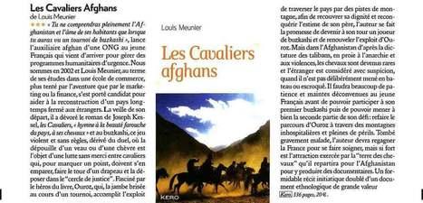 """Jours de Cheval - """"Un formidable récit initiatique""""   Louis Meunier   Scoop.it"""