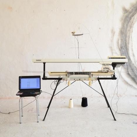24>25.09.2016 - Electro-Textile - un workshop avecClaire Williams - artiste textile et sonore au CACLB | Digital #MediaArt(s) Numérique(s) | Scoop.it