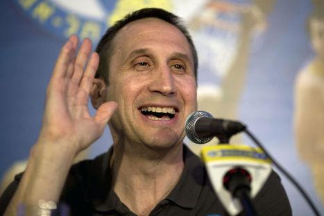 BREAKING NEWS: Former Maccabi Tel Aviv coach Blatt to lead Cavs | Cleveland Jewish Community | Scoop.it