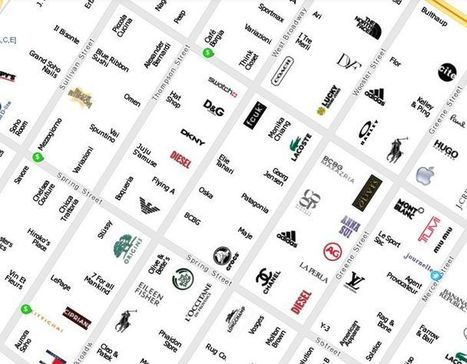 These City Maps Made Entirely Of Brand Logos Are Surprisingly Useful | Real Estate Plus+ Daily News | Scoop.it