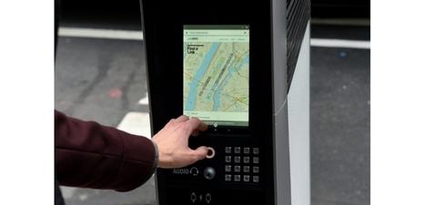 New York: des bornes wifi gratuites remplacent les vieilles cabines téléphoniques   Rennes - smart city   Scoop.it