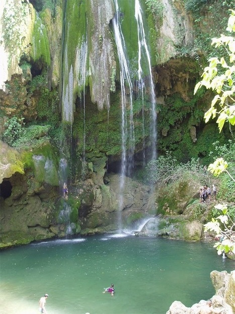 The Best World Tour: Akchour - the beauty of nature and the magic of Morocco   laachir   Scoop.it