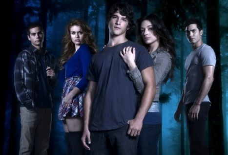 MTV Launches 'Teen Wolf' TV Series With Three-Minute Trailer | interlinc | Scoop.it