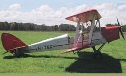 ATSB releases prelim report on Tiger Moth crash | Australian Aviation Magazine | Aviation OHS | Scoop.it