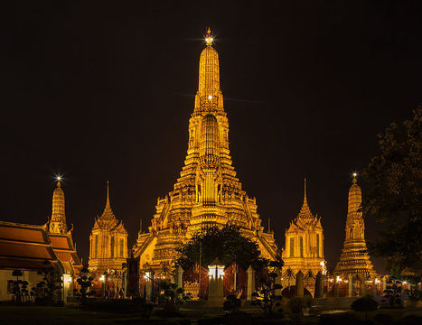 Thailand: Visakha Bucha Celebrates Important Events in the Buddha's Life | Asian Travel | Scoop.it