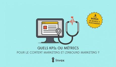 Quels KPIs ou Métrics pour le Content Marketing et l'Inbound Marketing ?   Content Marketing, Marketing par Contenus et Brand Content   Scoop.it