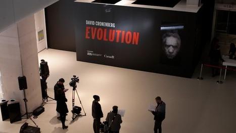 David Cronenberg: Evolution TIFF Bell Lightbox Exhibit  on  MyETVmedia | 'Cosmopolis' - 'Maps to the Stars' | Scoop.it