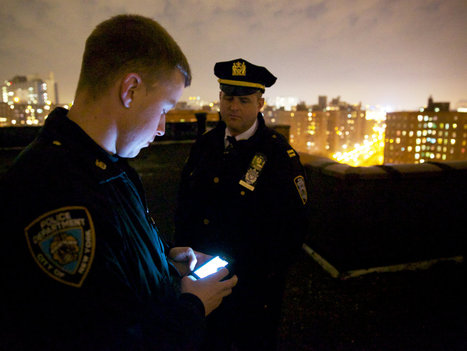 New Tool for Police Officers: Records at Their Fingertips - New York Times | filmnews | Scoop.it