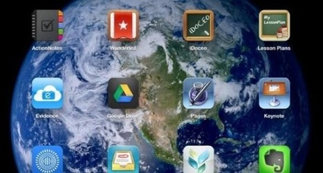 My 24 Most-Used Education Apps (What Are Yours?) - Edudemic | Knowledge, learning & education | Scoop.it