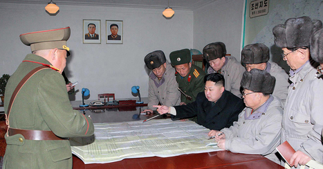 S. Korean official predicted N. Korea urging embassy evacuations, said attack would follow   The Whistleblower   Scoop.it
