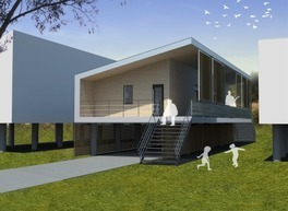 Passive House Design from Canada Wins Competition For New Orleans : TreeHugger : o : Portfoli | AiteeqTheStyle House | Scoop.it