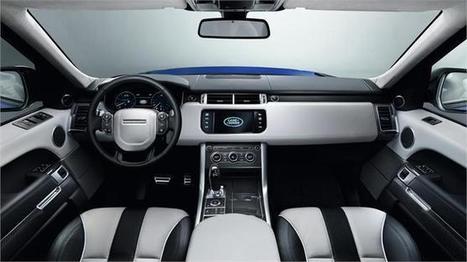 Range Rover Sport SVR | Chapa y Pintura Lumar | Scoop.it