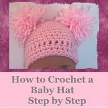 How To Crochet A Baby Hat | Crafting and Crafts | Scoop.it