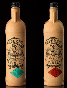 The Gray Report: Paperboy: An exciting paper bottle filled with boring wine | Southern California Wine and Craft Spirits Journal | Scoop.it
