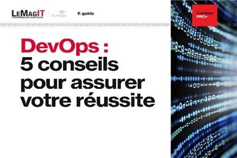 Les grandes DSI françaises mettent enfin le cap sur DevOps   IT Transformation & Innovation   Scoop.it