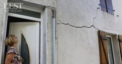 Fléville-devant-Nancy : publication d'un arrêté de catastrophe naturelle | Expertise bâtiment | Scoop.it