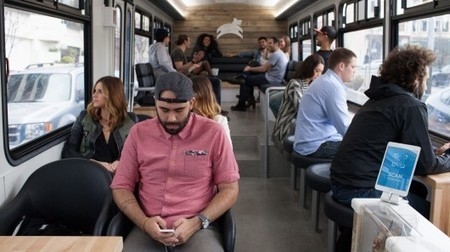 Leap luxury buses start rolling in San Francisco | Real Estate Plus+ Daily News | Scoop.it