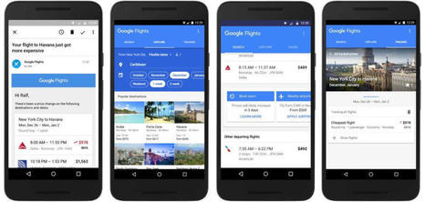 Google now tells you when to book cheap flights and hotelrooms | ALBERTO CORRERA - QUADRI E DIRIGENTI TURISMO IN ITALIA | Scoop.it