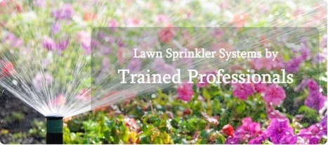 Common Problems and Repair of Irrigation Systems | Turfrain | Scoop.it