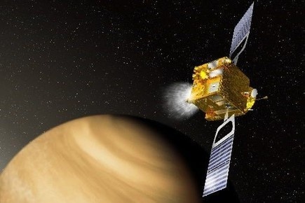 Fin de mission pour la sonde européenne Venus Express | The Blog's Revue by OlivierSC | Scoop.it