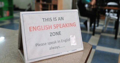 Unless You Speak English, The Internet Doesn't Care About You | Translation | Scoop.it