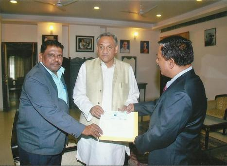 B Prabhakaran road project   Thriveni Earthmovers Private Limited   Scoop.it