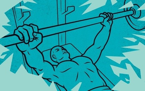 5 Weight-lifting Myths | Men's Health | Lifting for Beginners | Scoop.it