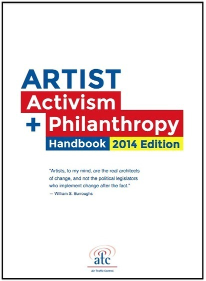 2014 Artist Activism + Philanthropy Handbook   Air Traffic Control   ATCAir Traffic Control   ATC   Transmedia Story, Arts and Social Commentary   Scoop.it