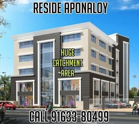 Reside Aponaloy Jessore Road Madhyamgram | Real Estate | Scoop.it