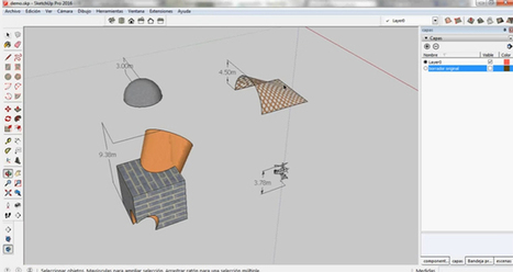 3d printing with PDF & AutoCAD | SketchUp Tutorial | SketchUp Models | Sketchup Style | Scoop.it