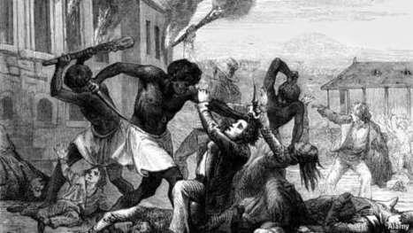 Revolutionary History | Criminology and Economic Theory | Scoop.it