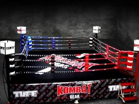 Kombat-Boxing-Ring-1) | thay-box | Scoop.it