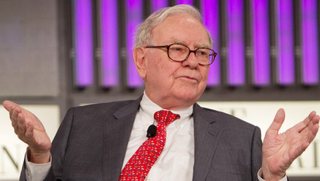 5 Lessons From Warren Buffett's Office Hours | Strategy and Social Media | Scoop.it