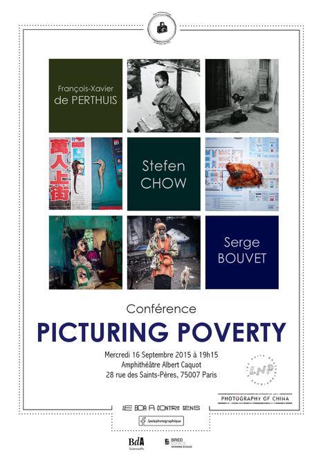 Conférence Picturing Poverty à Sciences Po | Serge Bouvet, photographe | PHOTOGRAPHERS | Scoop.it