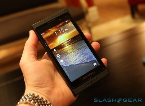BlackBerry OS 10 shown off in 10 minute video tour | Mobile & Technology | Scoop.it