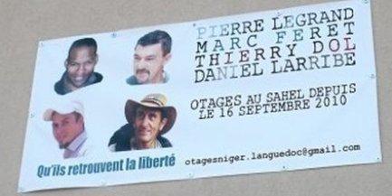 Salindres : mardi, soutien aux otages du Niger - Midi Libre | Droits de l'Homme et Compagnie | Scoop.it
