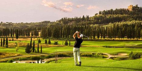 Win a golf break in Tuscany! | IGolfTuscany | Golf in Italy | Scoop.it