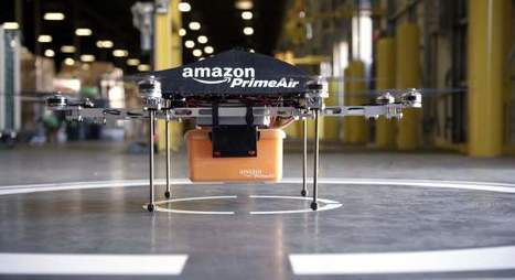 Amazon Says FAA Proposals Won't Ground Drone Delivery Plans | Reverse Logistics | Scoop.it