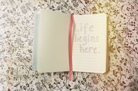 using journaling to unleash your creativity - positively present | personal storytelling | Scoop.it