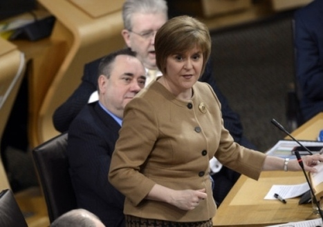 Scottish Independence: Voting age lowered today | Referendum 2014 | Scoop.it