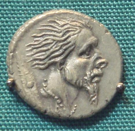 Roman Silver Denarius | Imperio Romano en las pasadas decadas | Scoop.it