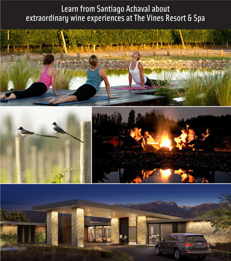 Vines Resort & Spa Argentina | Chérie Du Vin♥ - Weekly Wine Gossip  *News*Tips*Pairings | Scoop.it
