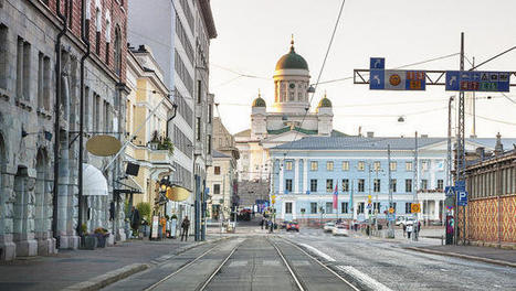 Helsinki Wants To Eliminate The Need For Car Ownership By 2025 | design, systems and sustainability | Scoop.it