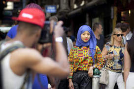 Photographer Langston Hues puts modest fashion in the spotlight - The Age | Fashion Week Fever | Scoop.it