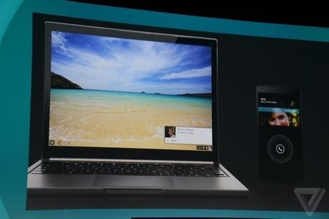 Google's Chrome OS now plays better with phones | PUHELINVAIHDE | Scoop.it