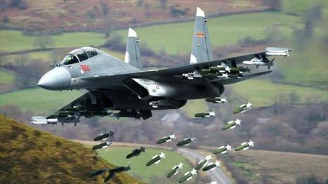 CNA: Cazas chinos atacarán posiciones terroristas en Siria | La R-Evolución de ARMAK | Scoop.it
